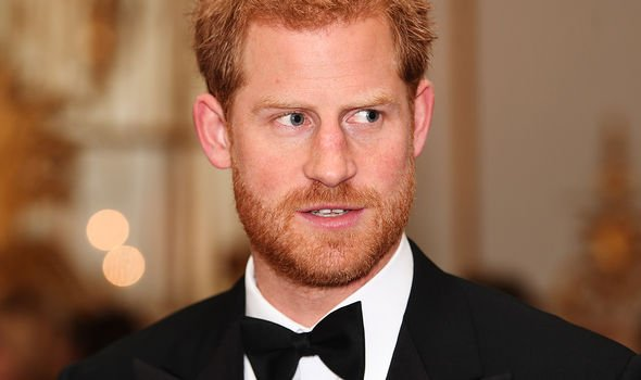 Prince Harry eventually quit the Army in Image GETTY