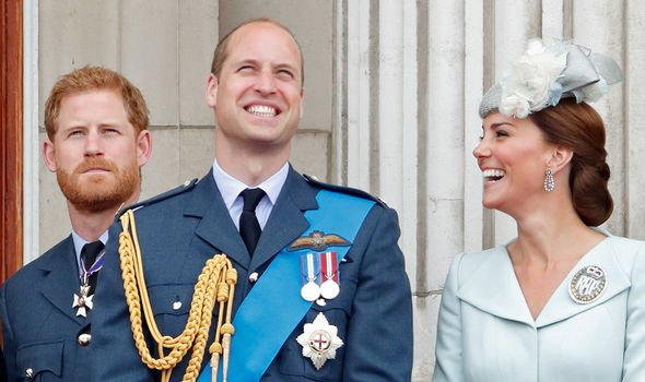 Prince Harry had wanted a nice family for himself Burrell added Image GETTY