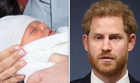 Prince Harry wishes for Archie to lead a non royal life says expert Image GETTY
