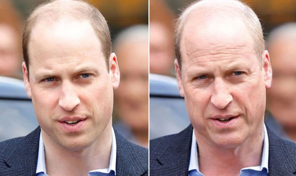 Prince William Image FaceApp GETTY