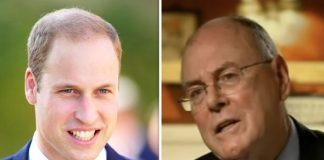 Prince William and royal photographer Arthur Edwards Image GETTY YouTube RedSquirrelCrossing