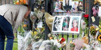 Prince William surprises Princess Diana fans at Kensington Palace vigil Photo C Getty Images