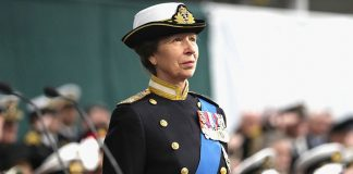Princess Anne Crying Photo C GETTY IMAGES