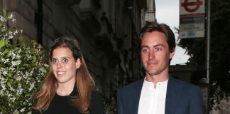 Princess Beatrice engaged The couple are said to be very happy and in love Image Getty
