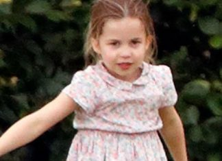 Princess Charlotte latest news Royal shows off skills at King Power Royal Charity Polo Day Image GETTY