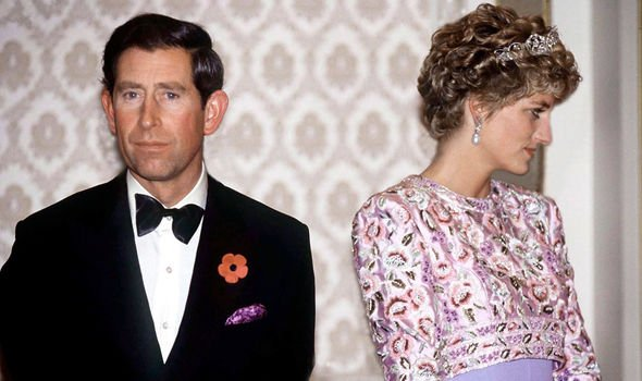 Princess Diana and Charles had been married for years before their separation Image GETTY