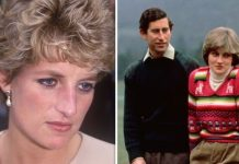 Princess Diana revealed what a policeman told her the night before the engagement Image GETTY