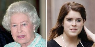 Princess Eugenie was caught up in a terrifying mugging in Cambodia Image GETTY