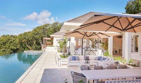Princess Margaret owned a villa on Mustique Image MUSTIQUE ISLAND COM_