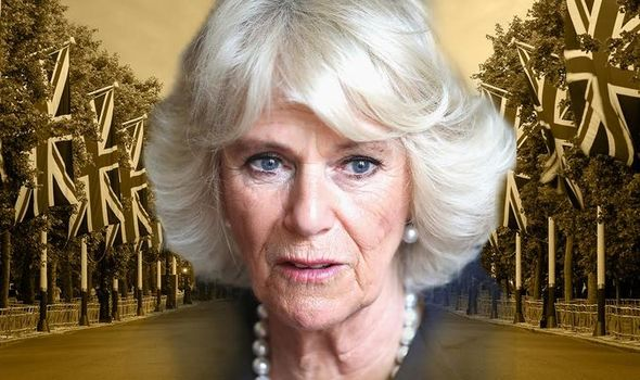 Queen Camilla would spark the end of the monarchy Express co_ uk readers said Image GETTY