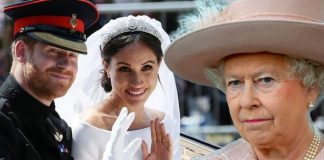 Queen Elizabeth II shock The Queen does not care for Harrys facial hair Image GETTY
