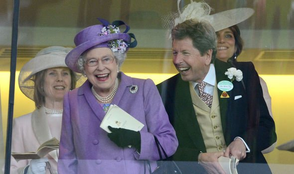 Queen Elizabeth at Royal Ascot Image GETTY
