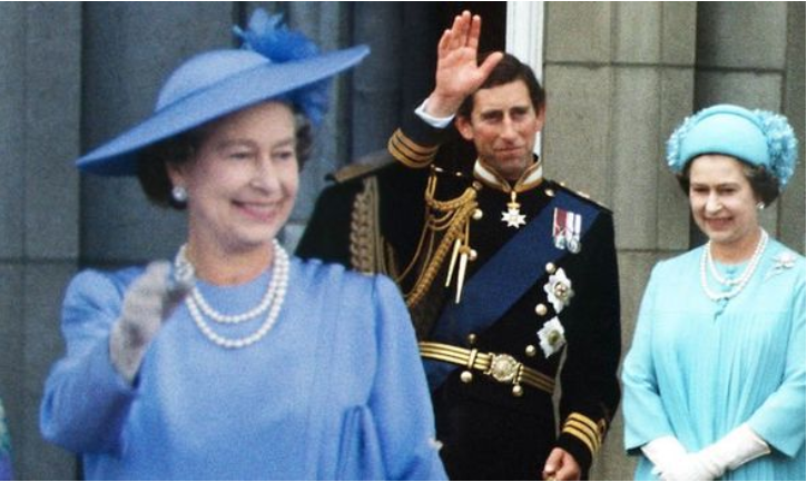 Queen Elizabeth happier at Charles or Andrew's wedding Fergie or Diana have more rapport Image GETTY