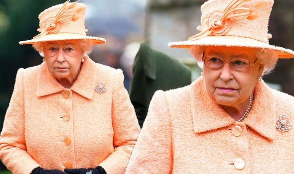 Queen heartache The monarch feared nobody would recognise her Image GETTY