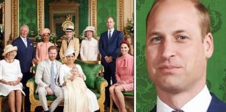 Royal fans accused Prince William of looking sour and not amused Image CHRIS ALLERTON SUSSEX ROYAL