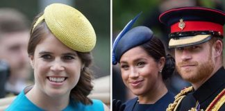 Royal news Eugenie to follow in Meghan and Harrys footsteps Image GETTY