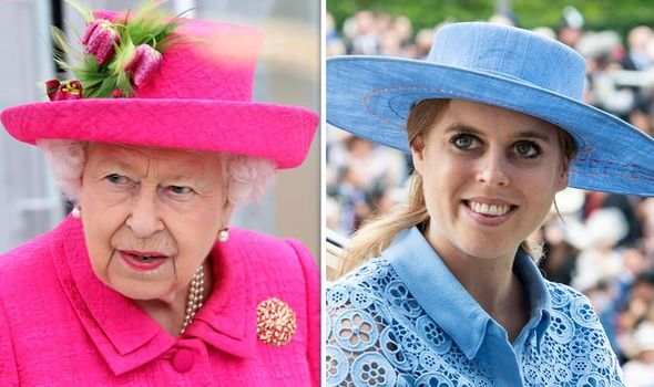 Royal news How Beatrice can dodge Queen for her marriage Image GETTY