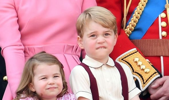 Royal news How Prince George celebrated his birthday Image GETTY