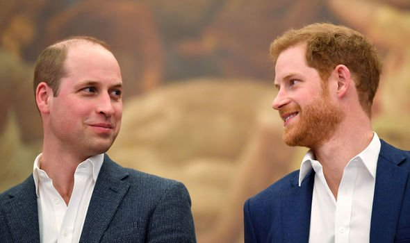 Royal news Prince William and Prince Harrys relationship with Camilla will also be revealed Image GETTY