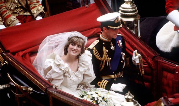 Royal news Princess Diana married Prince Andrew in Image GETTY