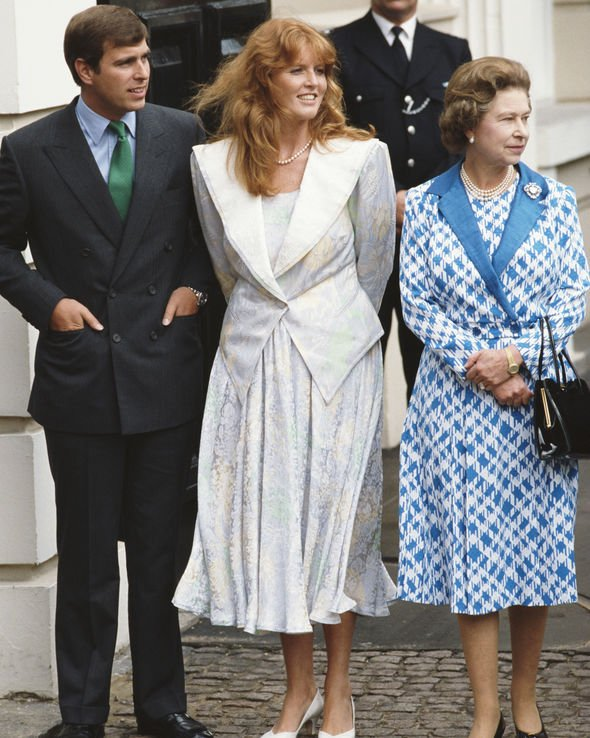 Sarah Ferguson A royal law means the couple would not need the Queens approval to remarry Image GETTY