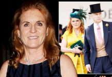 Sarah Ferguson Duchess of York Fergie and Prince Andrew reunion rumours Image GETTY