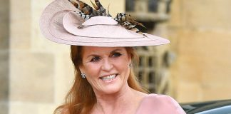 Sarah Ferguson thanks fans as she announces very exciting news Photo C GETTY IMAGES