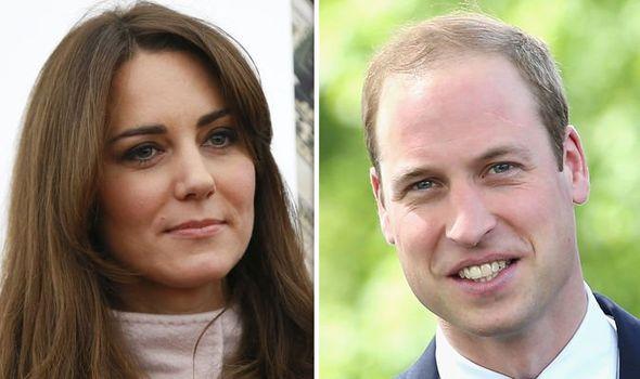 The Duke and Duchess of Cambridge Image GETTY