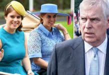 The Duke of York Princess Eugenie and Princess Beatrice Image Getty
