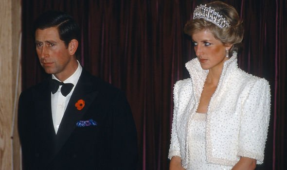 The Prince and Princess of Wales pictured in Image Getty