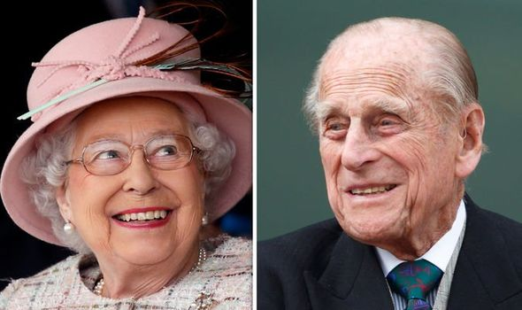 The Queen and Philip chose two hilarious costumes for a fancy dress party Image GETTY