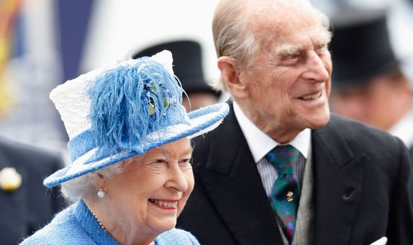 The Queen and the Duke of Edinburgh share the same sense of humour Image GETTY
