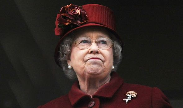 The Queen complained about an uncomfortable royal tradition Image GETTY