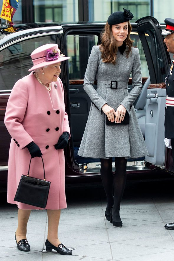 The Queen welcomed Kate to Balmoral in two years before her wedding to Prince William Image Getty