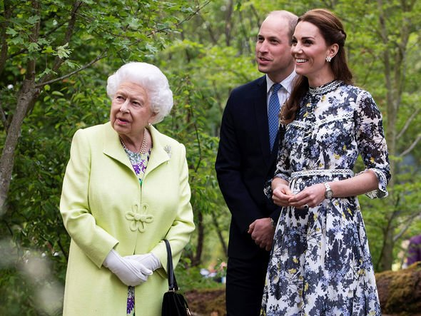 The Queen went out of her way to make Kate feel welcome during her first Balmoral visit Image Getty