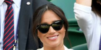The duchess made a surprise appearance at Wimbledon to watch Serena Williams play Image REUTERS