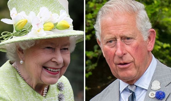 The royal expert claims Charles is not as popular as she is Image GETTY