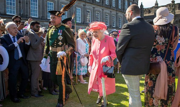 The royal family could face a problem when the Queen passes on Image GETTY