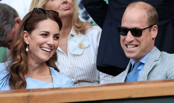 William and Kate will also join A list stars such as Ed Sheeran and Rita Ora at the event Image GETTY