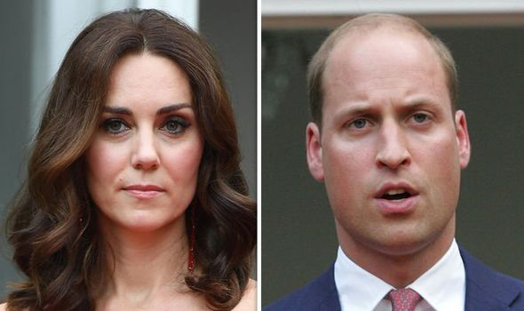 William was unhappy after Kates bad experience on her birthday Image GETTY