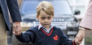 cropped A convicted torturer was within feet of Prince George Image GETTY