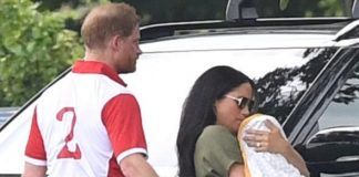 cropped Baby Archie Harrison Will Meghan and Harry break tradition with Archies wardrobeImage GETTY
