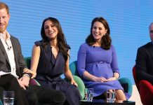 cropped Kate Middleton Meghan Markle and Princes Harry and William speak out after big royal change Photo C GETTY IMAGES