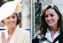 cropped Kate Middleton transformation From 'chubby cheeked' baby to future Queen consort Image GETTY