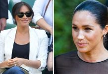 cropped Meghan Markle's new hair style is secret trick to hide post pregnancy problem expert Image GETTY