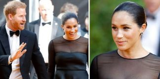 cropped Meghan Markles fans have defended the Duchess over a birthday message row Image GETTY