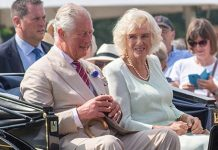 cropped Prince Charles and the Duchess of Cornwall will officially start their summer this week