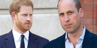 cropped Prince Harry devastated Royals would make clear Harry was number two to William Image GETTY