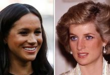cropped Princess Diana would have approved of Meghan Markle according to former royal bodyguard Image GETTY