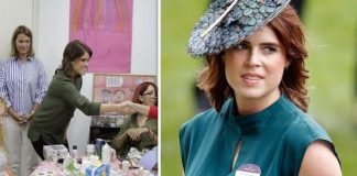 cropped Princess Eugenie launched her campaign in Image INSTAGRAM GETTY